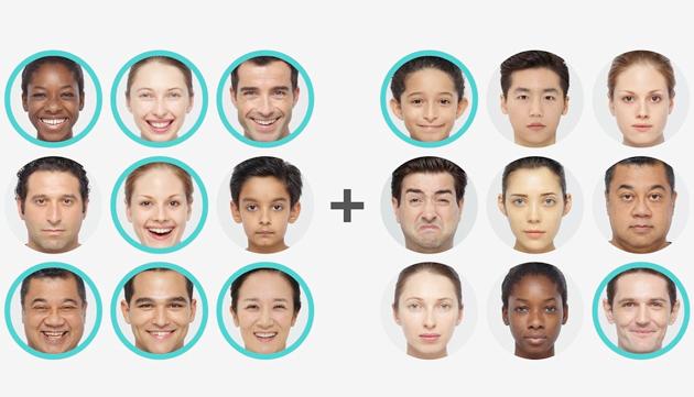 """Lo sguardo di Samsung """"me"""" app insegna ai bambini autistici a comunicare"""