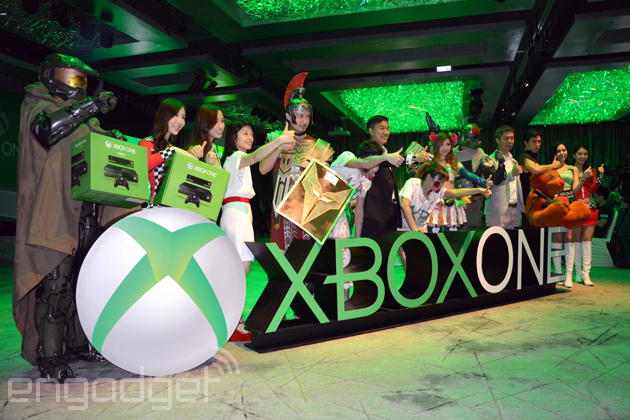 Xbox One Hong Kong Launch