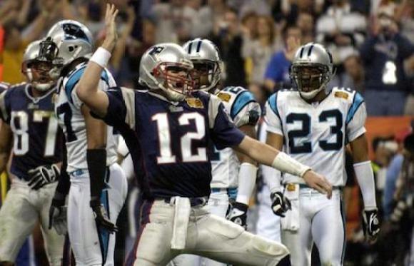Patriots fans riot after Super Bowl 38