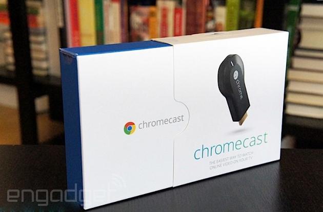 Google sta portando Chromecast nel Messico per 699 pesi