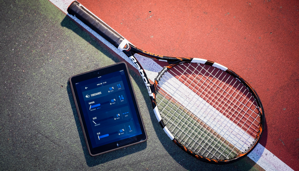 IRL: A few rounds with Babolat's Play Pure Drive smart tennis racquet
