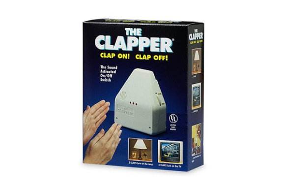 greatest as seen on tv products, the clapper