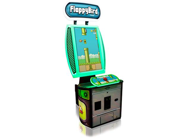 Il gabinetto della galleria delluccello di Flappy svuoterà il vostro portafoglio nel tempo record