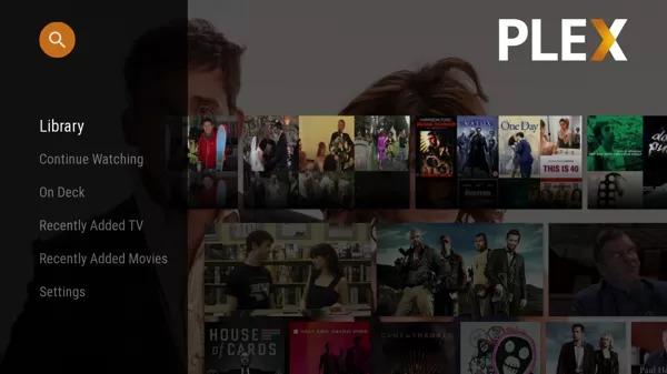 Plex sta rendendo i media che scorrono fra gli utenti multipli molto più facili