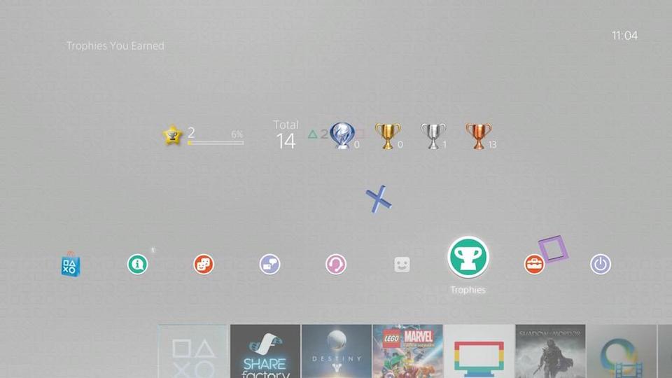 Dovete scaricare il tema ufficiale di PSone per il vostro PlayStation 4