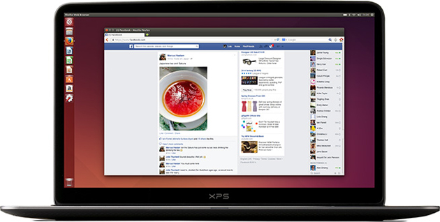 Ubuntu Linux on a Dell XPS laptop