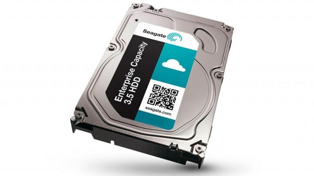 Seagate enterprise hard drive