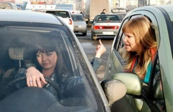 things that suck about being an adult, 10 things that suck about adulthood you never noticed as a kid, road rage finger