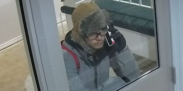 Edmonton police released surveillance footage of a man who allegedly stole a cellphone from a woman in a wheelchair on Oct. 4.
