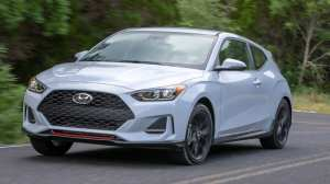2019 Hyundai Veloster Turbo First Drive Review