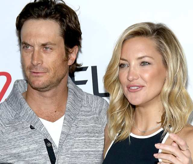 Oliver Hudson Says Hes Now Trying To Have A Relationship With