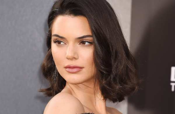 Kendall Jenner bares lacy thong and serious underboob in ...