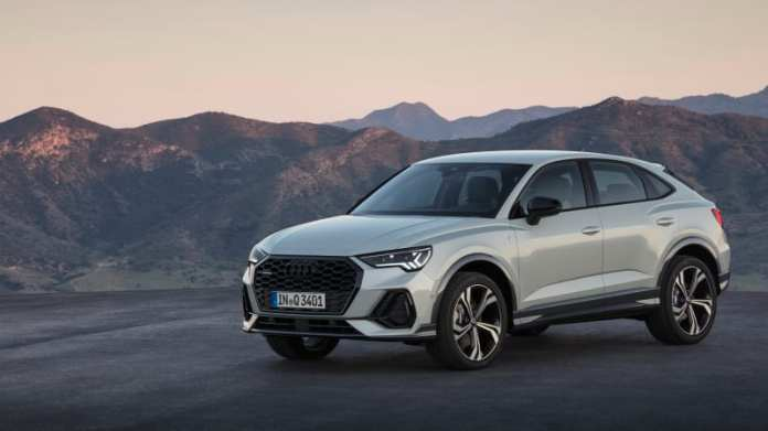 Audi Q3 Sportback is the latest entry in the crossover