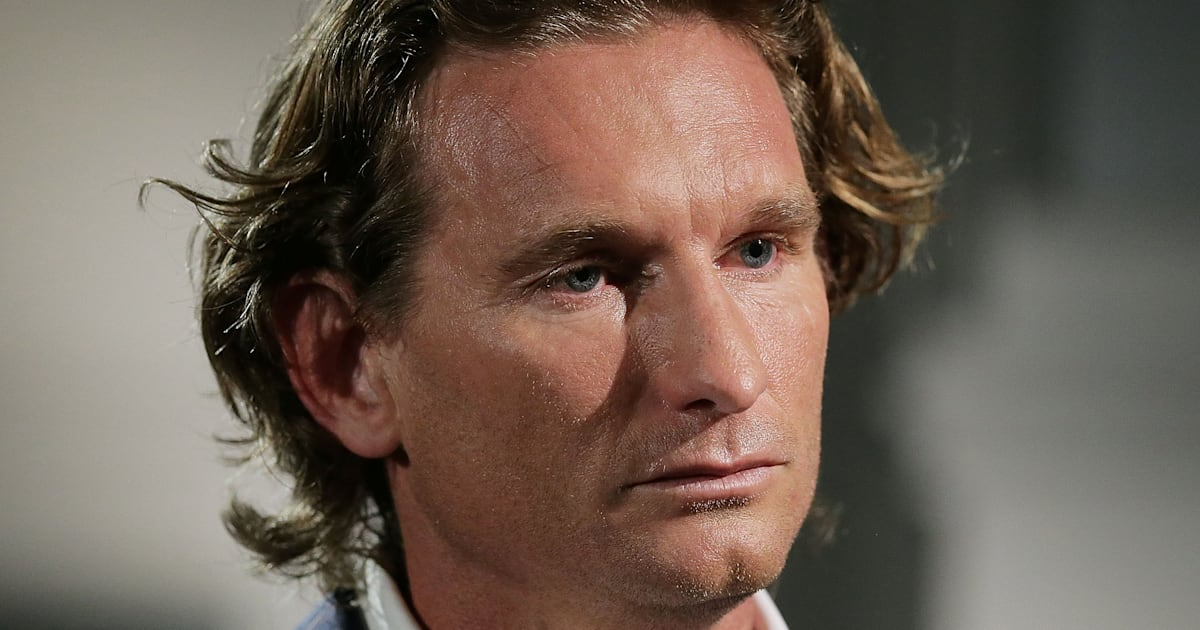 James Hird Why I Overdosed On Sleeping Tablets