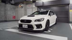 Seeing the sights with Subaru EyeSight