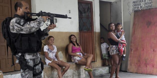 Intervenção federal no Rio de Janeiro está em vigor desde a última sexta-feira (16).