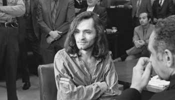 Charles Manson, líder de 'La Familia Manson' de California en los años sesenta.