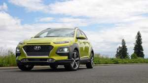 2018 Hyundai Kona Quick Spin Review