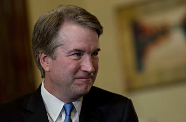 Brett Kavanaugh has record low support among Americans ...