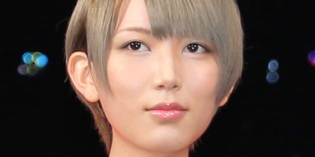 元AKB48メンバーの光宗薫さん 撮影日:2013年09月03日