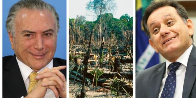 Apoio a Temer foi moeda de troca para conquistas da bancada ruralista, presidida pelo deputado federal Nilson Leitão (PSDB-MT).