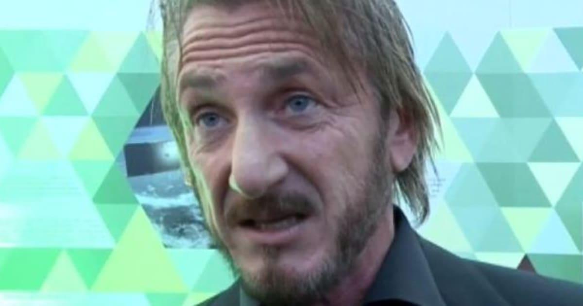 VIDO Paris Sean Penn Se Dit Optimiste Pour La COP21