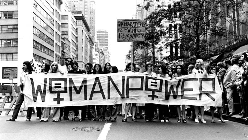 Image result for feminist movements 1970s