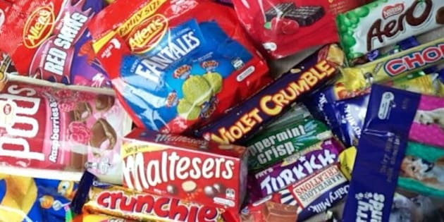 Snacks To Make With Christmas Candy