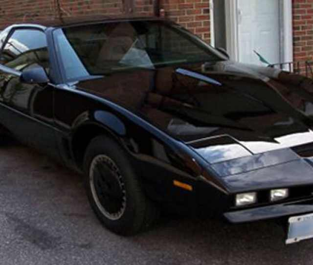 Ebay Find Of The Day Kitt Up For Sale