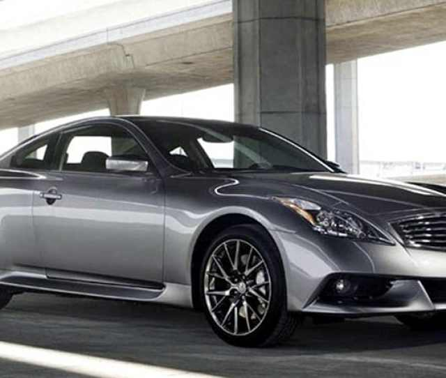 Infiniti Performance Line Debuts With  Hp Ipl G Coupe