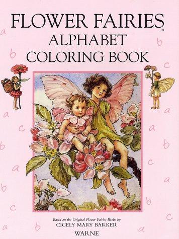 Flower Fairies Alphabet Coloring Book Item 2003