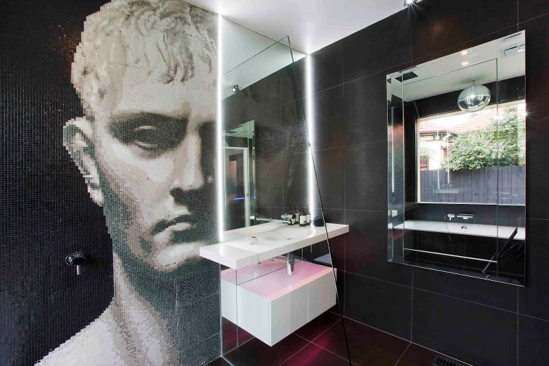 A Modern Seamless Bathroom With True WOW Factor By Minosa