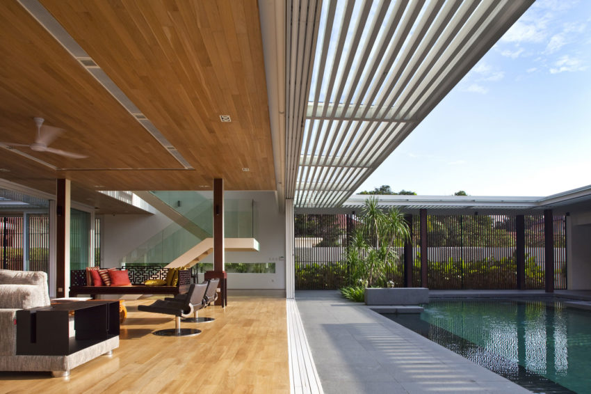 Enclosed Open House by Wallflower Architecture + Design (8)