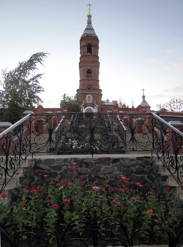 Орск Вокзал Старый город Оренбургская область