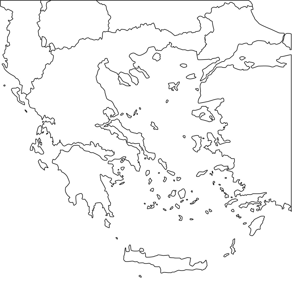 Map Quiz Ancient Greece
