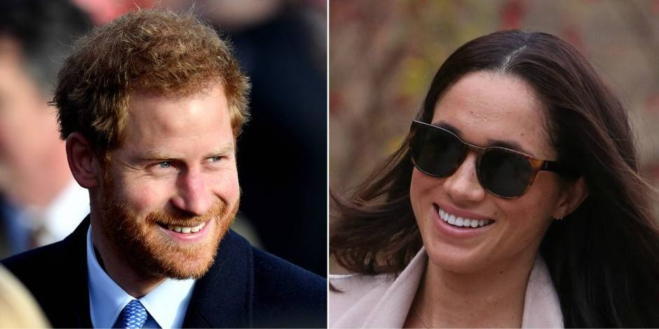 Picadilly Meghan Markle Prince Harry