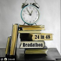 #24in48 July 2017 Readathon Sign-ups are Open!
