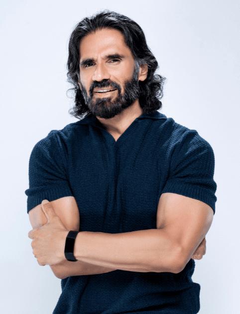 Suniel Shetty Strategic Partner O2 Cure
