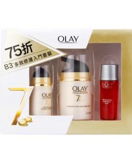 Olay B3 多效修護入門套裝(UV)