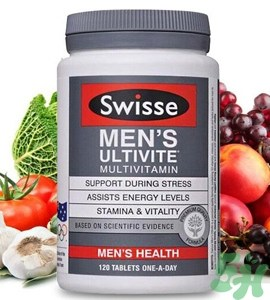 【Swisse – 男性多元維他命 】