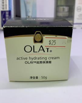 【Olay玉蘭油滋潤保濕霜50g】