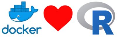 Docker loves R, R loves Docker