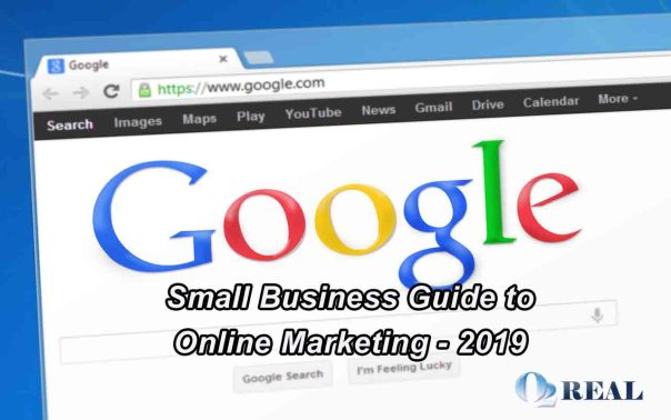 Small Business Guide to Online Marketing - 2019 Google