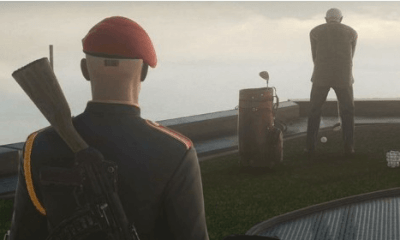 How to Get The Explosive Golf Ball in Hitman 3 (Angry Birdy Challenge)