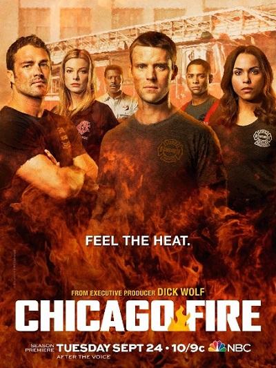 Chicago Fire - Season 08 - Episode 12 - Then Nick Porter Happened