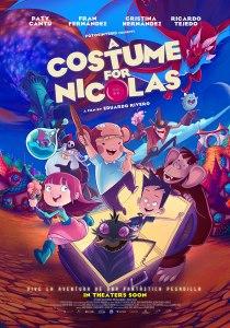 A Costume for Nicholas (2020) (Animation) (Spanish)