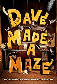 Dave Made a Maze - BRRip