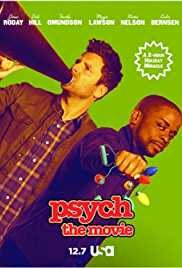 Psych - The Movie - BRRip