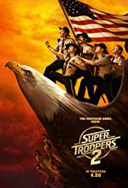 Super Troopers 2 - BRRip