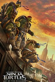 Teenage Mutant Ninja Turtles - Out of the Shadows - BRRip
